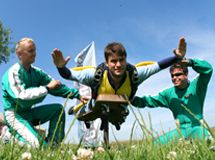 Skydiving Ausbildung